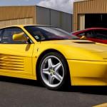 Panorama sans titre1 Ferrari Jaune