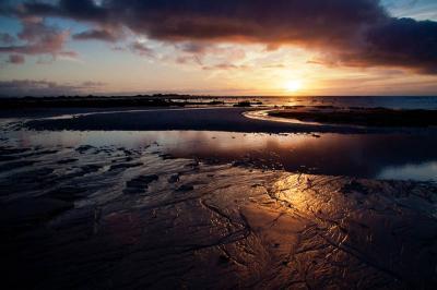 Levé de Soleil sur Fuerteventura