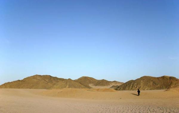 Desert d'Egypte