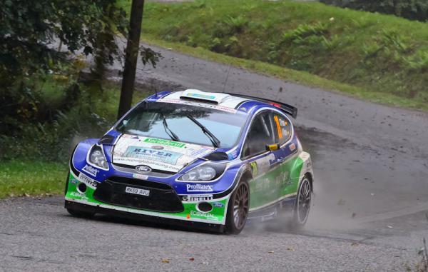 WRC Rallye d'Alsace 2010