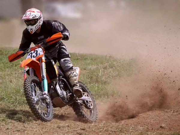 Courses Prairie Moto cross