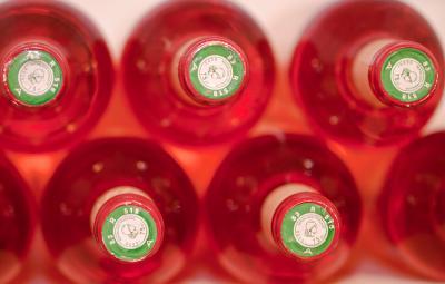 La ronde des bouteilles