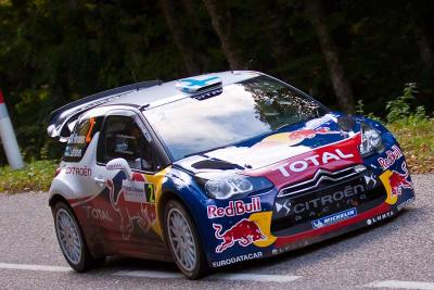WRC Rallye de France (Alsace) 2012