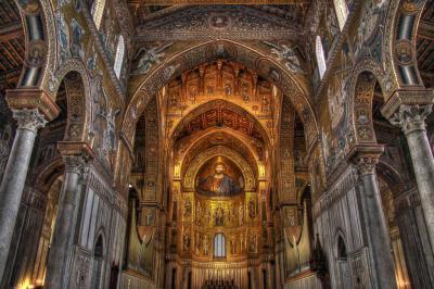 Cathédrale de Monreale (Sicile)