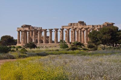 Temple de Selinunte – Sicile –