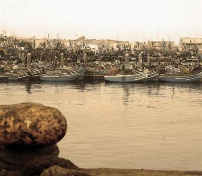 Port d'Agadir (Maroc)