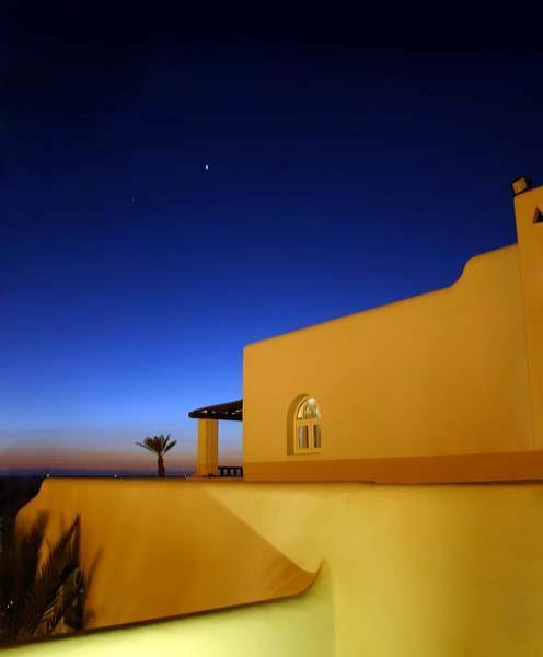 Crépuscule sur Agadir (Maroc)
