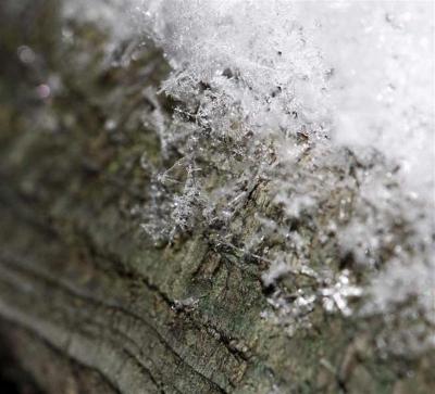 Neige et glace