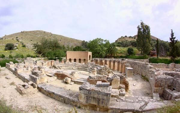 Site archéologique de Gortyne