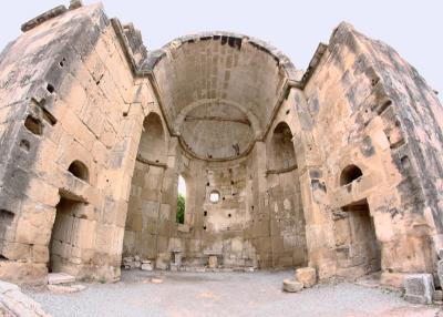 Site archéologique de Gortyne (Basilique)