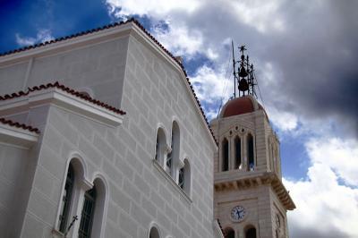 Eglise à Rethymnon