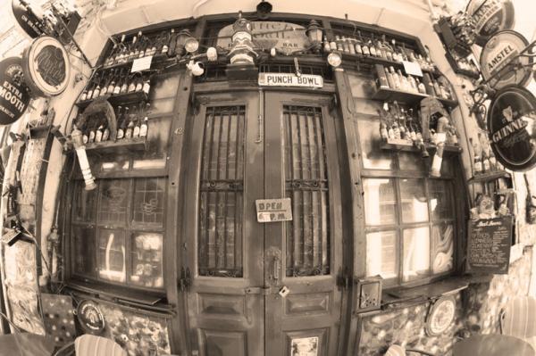 Un bar à Réthymnon