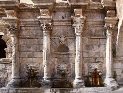 La fontaine Rimondi