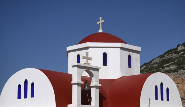 Eglise Orthodoxe à Pachia Ammos – Crète