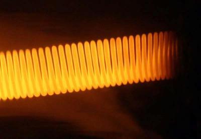 Filament de l'ampoule