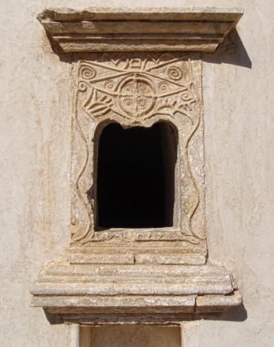 Chapelle en crète