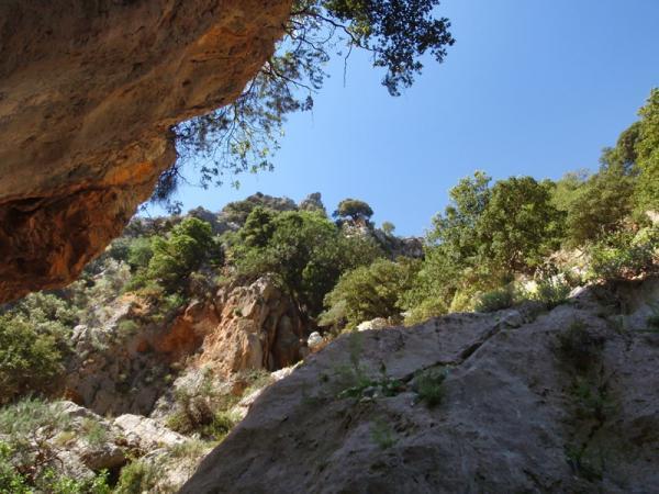 Randonnée dans un Canyon – Crète