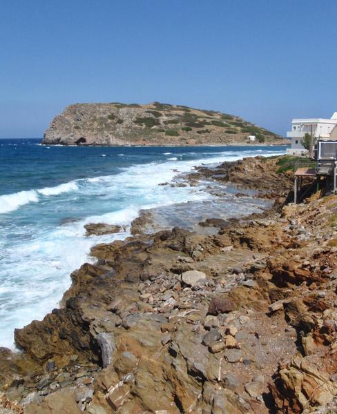 Mochlos – Crète