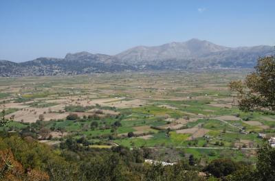 Le plateau du Lassithi – Crète