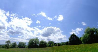 Champ de nuages