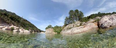 Riviere Solenzara (Corse)